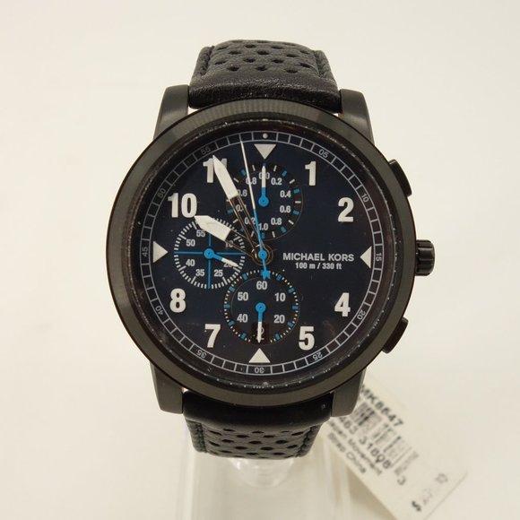NWT MICHAEL KORS PAXTON Chronograph Watch MK8547